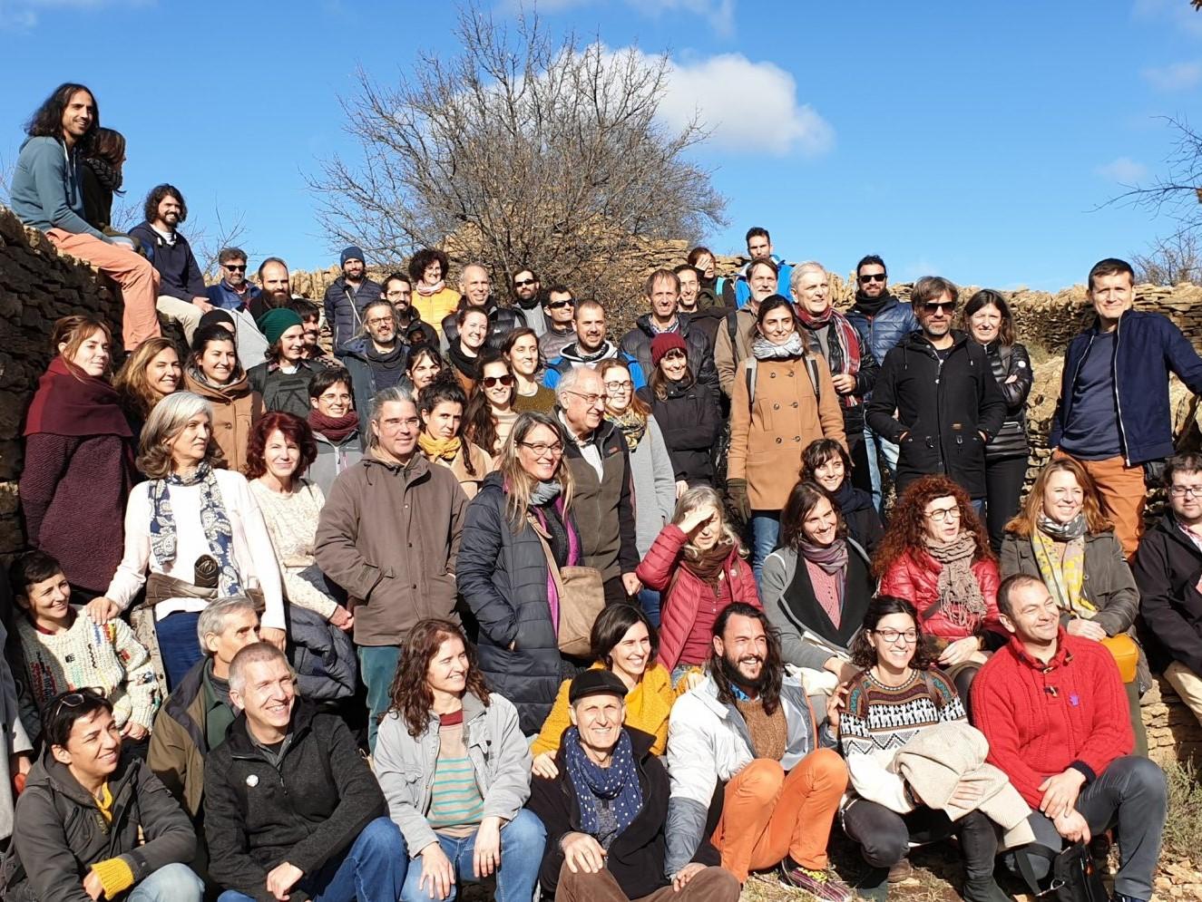 FIRHÀBITAT, punt de trobada dels alumnes de l'Institut Espanyol de Baubiologie